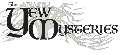 The Yew Mysteries Logo